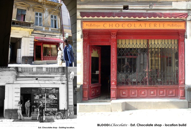 Chocolate shop page 3